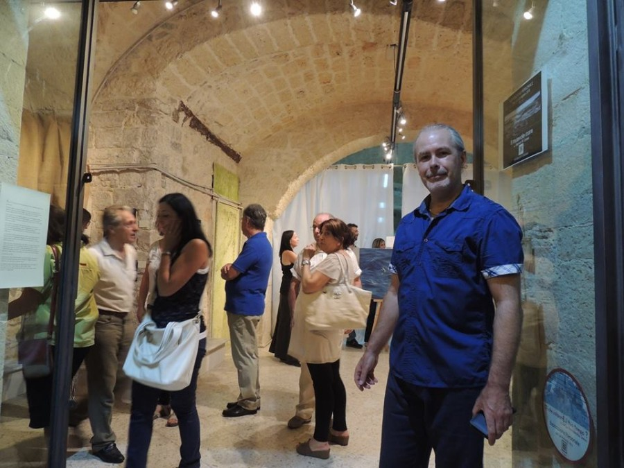 """Arsensum"" in Trani Exhibition August 2015"