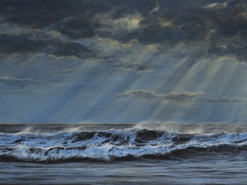 Art talk, Porthcawl June 5th 2017