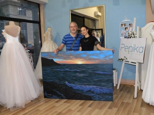"""Pepika Atelier"" Wedding Dress Shop, Skopje"