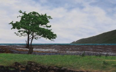 """Tree at Applecross"""