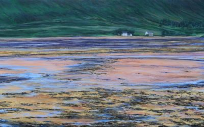 """View across the Applecross Bay"""